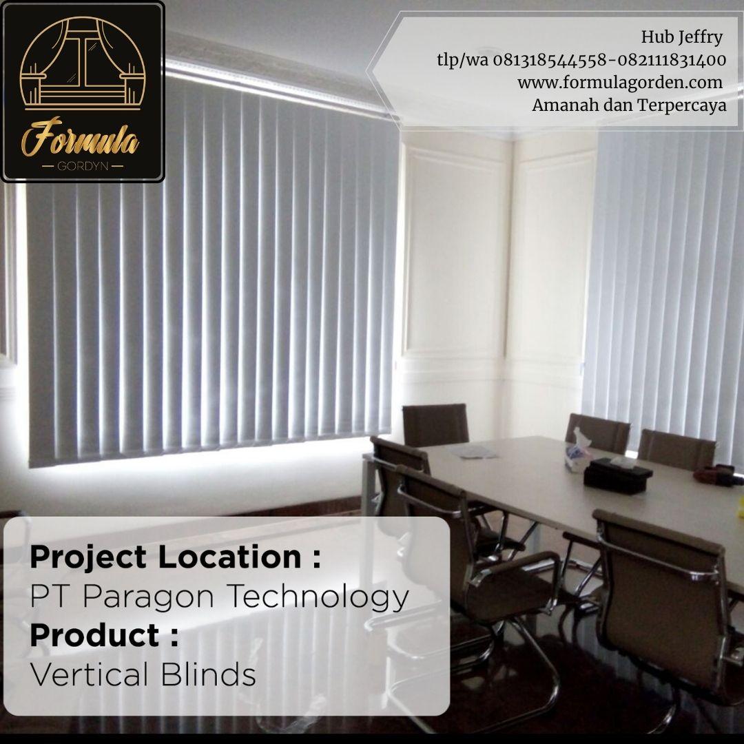 Hub jeffry tlp/wa 081318544558-082111831400 Jual Gorden Kantor Rumah Minimalis Vertical Vertikal Blind Harga Tanah Abang Amanah dan Terpercaya
